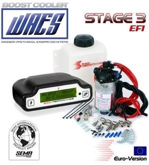 Boost Cooler Wassereinspritzung Stage 3 - EFI