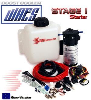 Boost Cooler Wassereinspritzung Stage 1 - Starter Kit