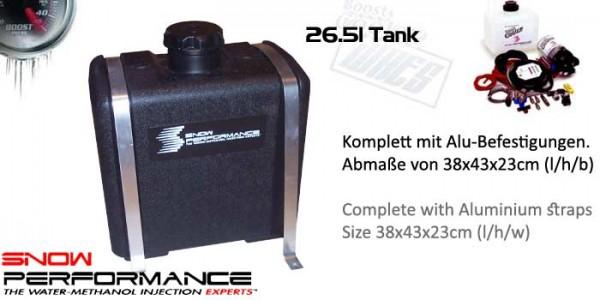Boost Cooler 26.5L Komplettset für Heckinstallation