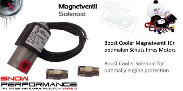 Boost Cooler Solenoid