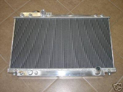 TOPSPEED Alu Wasserkühler - Supra JZA80 TT
