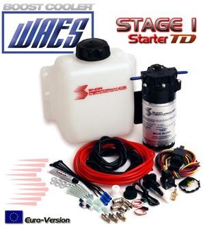 Boost Cooler Wassereinspritzung Stage 1 - Diesel