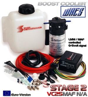 Boost Cooler Wassereinspritzung Stage 2 - MAF