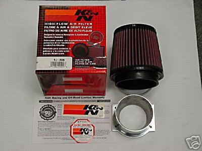 K&N Luftfilter Kit - 300ZX Z32 TT