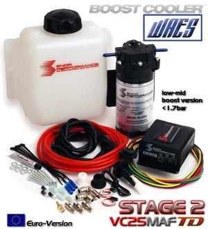 Boost Cooler Wassereinspritzung Stage Diesel - Low Boost