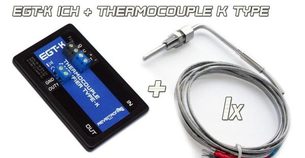 Abgastemperatur Kit EGT-K