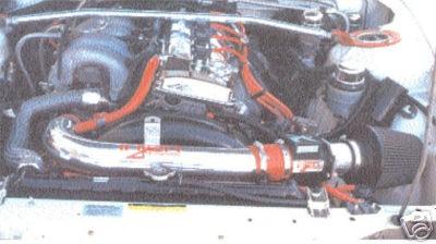 INJEN Short RAM Air Intake Luftfilter - 240SX