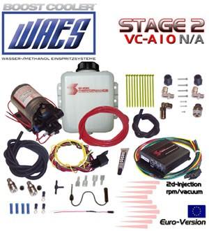 Boost Cooler Wassereinspritzung Stage 2 - VCA10