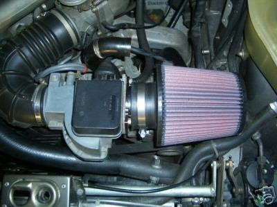 Air Intake Performance Kit - Porsche 944
