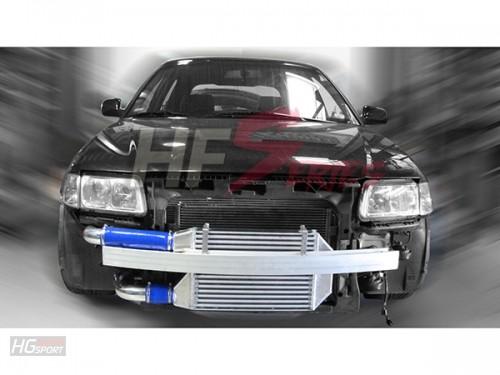 HF Series Ladeluftkühler - Audi A3 8L 1.8T Ladeluftkühlerkit, ohne MAP-Anschluß