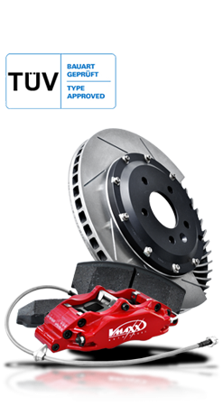 V-MAXX Big Brake Kit 330mm - i30 GDH GDH-HME GDHG5