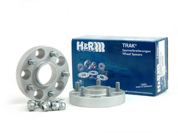 H&R Distanzscheiben 2x25mm - 300ZX Z32