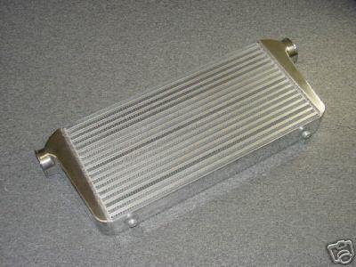 TOPSPEED Ladeluftkühler universal 660x292x76mm