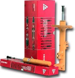 KONI Sport Stoßdämpfer gelb Gas Golf 3 III VA 1.4 - 1.8