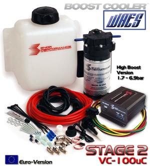 Boost Cooler Wassereinspritzung Stage 2 Diesel - High Boost