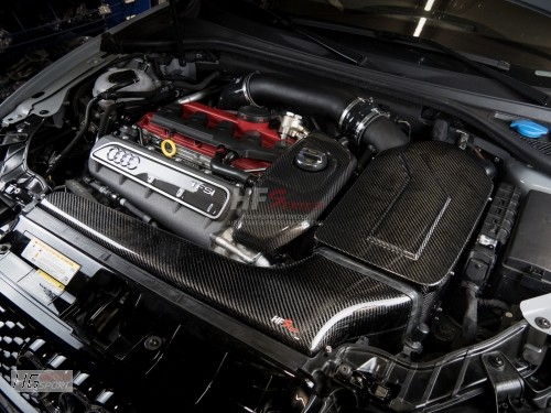 Carbon Cold Air Intake Kit - Audi RS3 8V