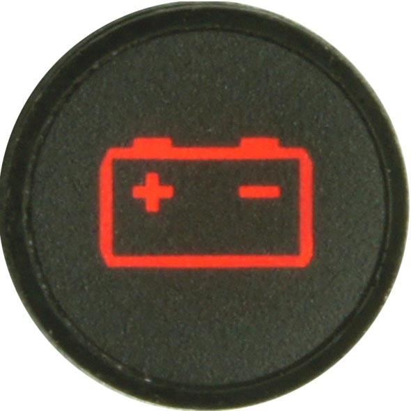Black Hidden LED Warnleuchten