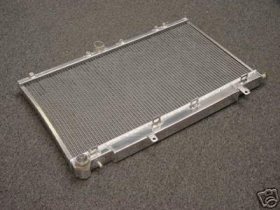 TOPSPEED Aluminium Wasserkühler - Impreza GD/GB 03-05